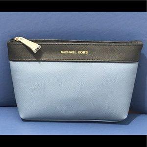 NWOT Michael Kors cosmetic bag